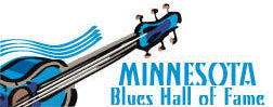MN Blues Hall of Fame award