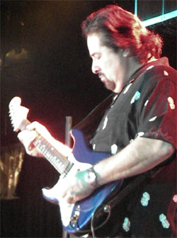 Coco Montoya Blues On Stage