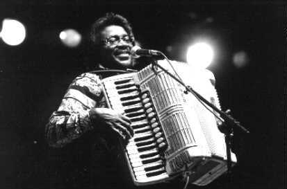 Buckwheat Zydeco
